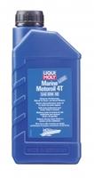 Полусинтетическое 4T моторное масло для лодок Liqui Moly