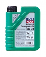 Минеральное 4T моторное масло Liqui Moly для газонокосилок