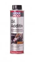 Антифрикционная присадка Liqui Moly с дисульфидом молибдена в моторное масло