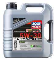 НС-синтетическое моторное масло Special Tec DX1 5W-30
