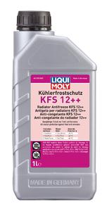 Антифриз-концентрат Kuhlerfrostschutz KFS 12++ 1л