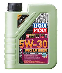 НС-синтетическое моторное масло Molygen New Generation DPF 5W-30