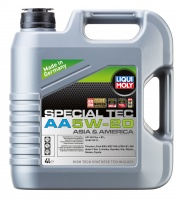 НС-синтетическое моторное масло Special Tec AA 5W-20