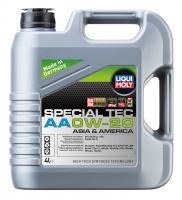 НС-синтетическое моторное масло Special Tec AA 0W-20