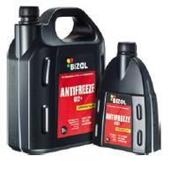 Красный антифриз Bizol Antifreeze Konzentrat (G 12+)
